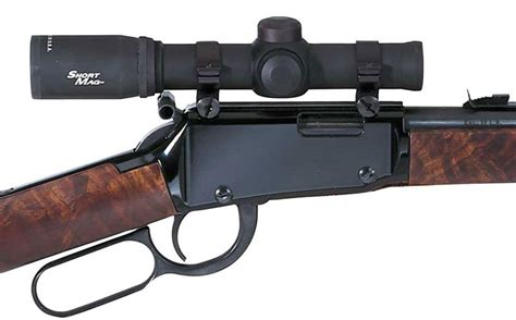 Lever Action Rifles With Scope Mount