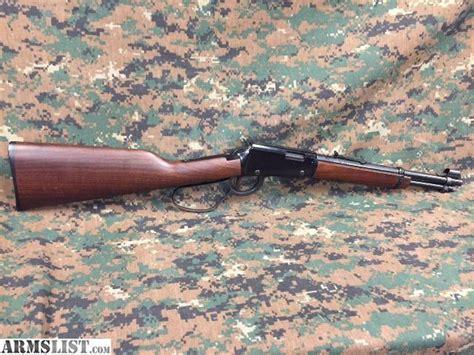Lever Actionb 22 Rifle Short Berrel