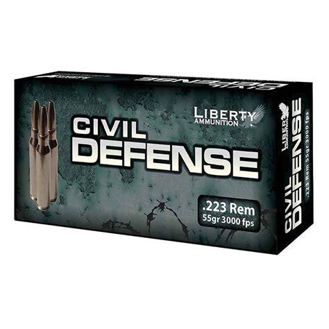 Liberty 223 Ammo