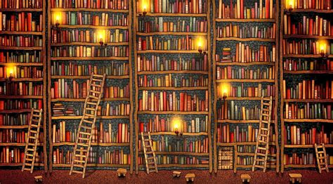 Library Wallpaper HD Wallpapers Download Free Images Wallpaper [1000image.com]