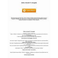 What is the best libro atraelo y atrapalo?