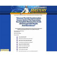 Life dynamics mastery success program step by step