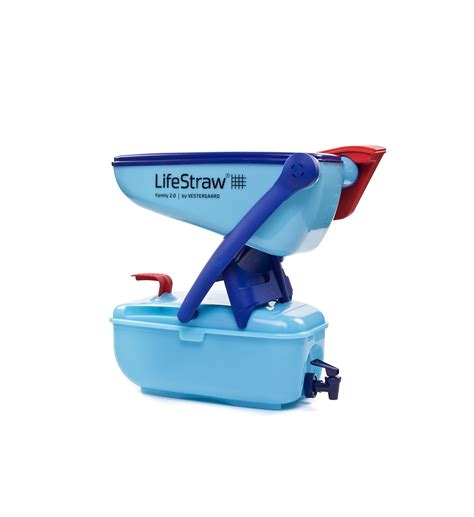 LifeStraw Family 2 0 - Vestergaard Impacting People