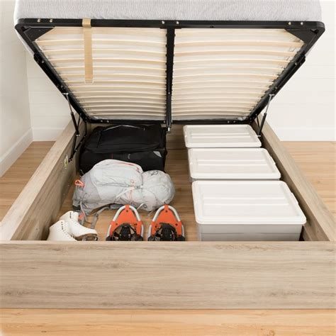 Lift top bed Image