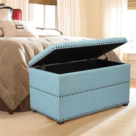 Lift top storage bench plans Image