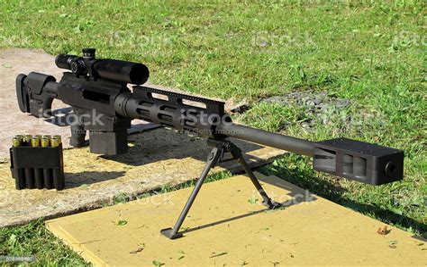 Light Caliber Sniper Rifle