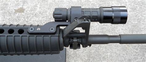 Light Mount For Standard Ar Handguard
