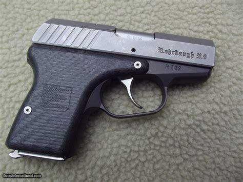 Lightest Handgun 9mm