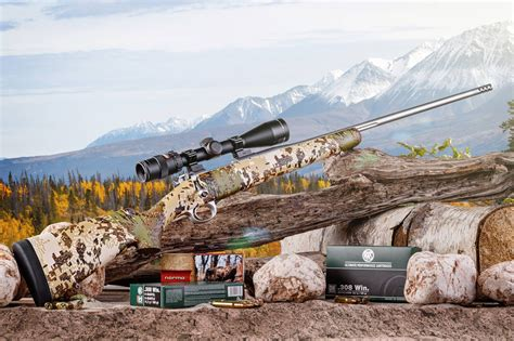 Rifle-Scopes Lightweight Scope For Mountain Rifle.