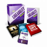Best likeability blueprint how to be a well liked people magnet!