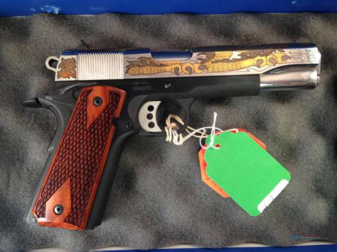 Limited Edition Colt 1911 For Sale