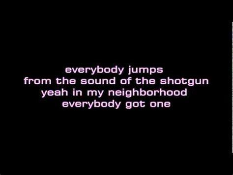 Limp Bizkit Shotgun Lyrics