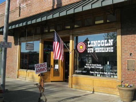 Gun-Store Lincoln Ca Gun Store.