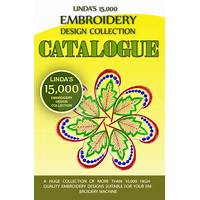 What is the best linda's 15 000 embroidery designs?