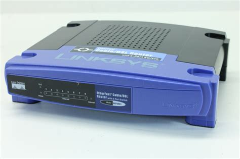 linksys cable dsl router with 8 port switch pdf manual
