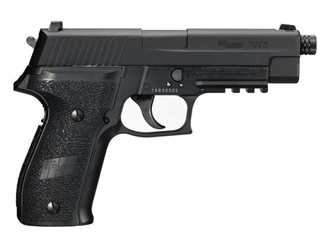 List All Sig Sauer Pistols