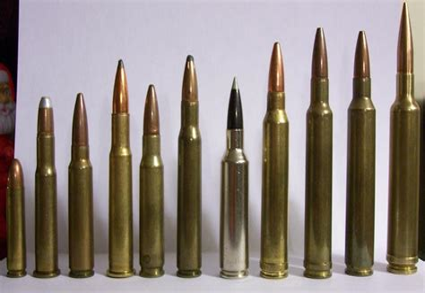 List Of 30 Caliber Rifle Cartridges