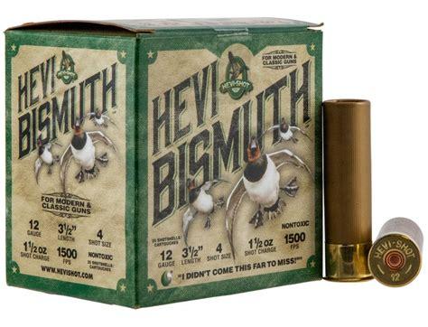 List Of Non Toxic Shotgun Shells