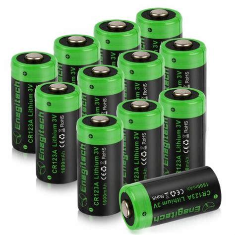 Lithium Battery Cr123a EBay