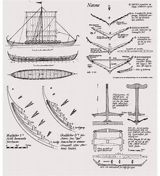 Little Viking Boat Plans
