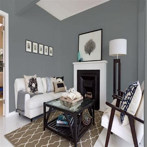 Living Room Paint Ideas Gray
