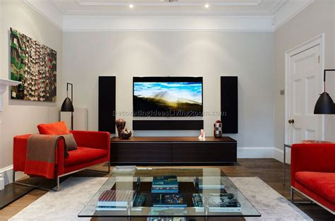 Living Room Set With Tv