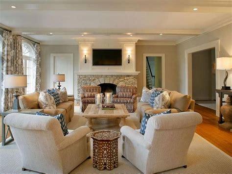 Living room design ideas furniture arrangement ideas elegant interiors Image