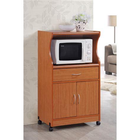 Livinia Microwave Cart