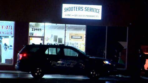 Gun-Store Livonia Gun Store Robbery.