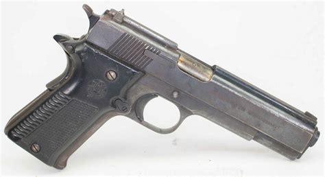 Llama 45 Auto Handgun
