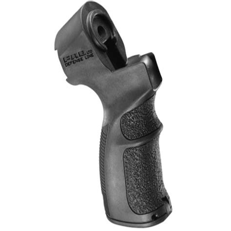 Loading Mossberg 500 Pistol Grip