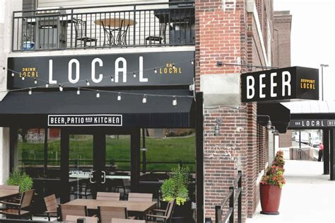 Local Beer Patio