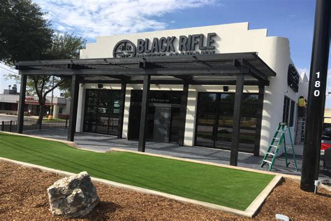 Locations Black Rifle Coffee