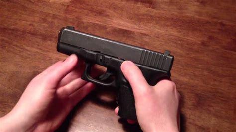 Locking Glock Slide Open