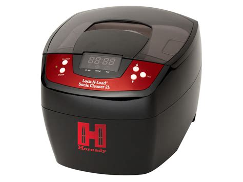 Locknload Sonic Cleaners Solutions Hornady