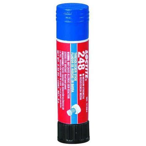 Loctite Threadlocker 248 0 32 Oz Stick Blue 248 TM