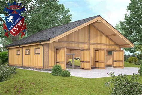 Log Cabin Garages Make Your Own Beautiful  HD Wallpapers, Images Over 1000+ [ralydesign.ml]