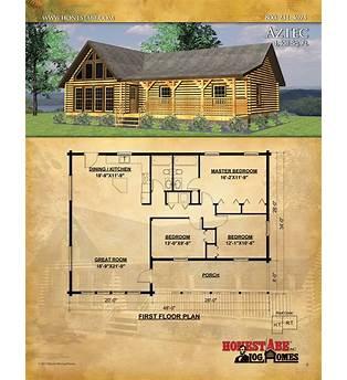 Log Cabins Building Plans