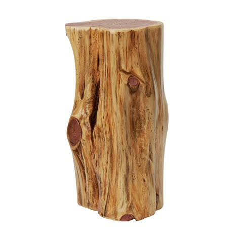 Log stump table Image