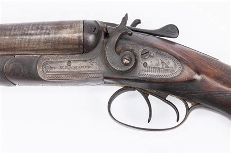 London Double Barrel Shotgun