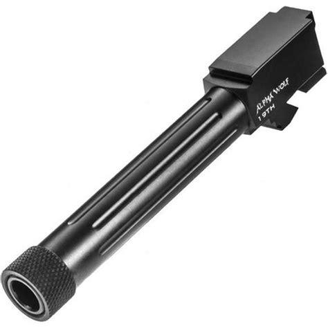 Lone Wolf Glock 19 Threaded Barrel