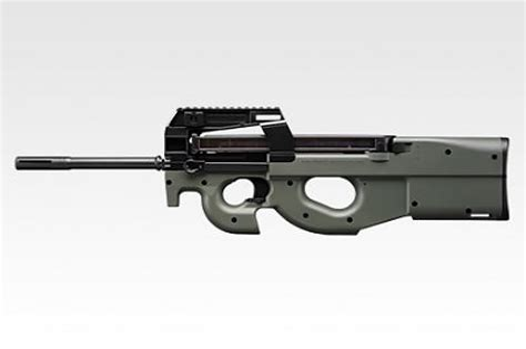 Long Barrell Air Soft Rifle