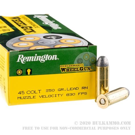 Long Colt Ammo