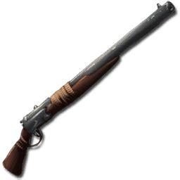 Long Neck Rifle Ark