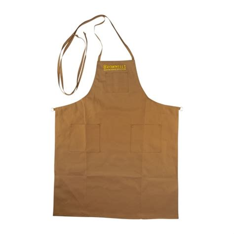 Long Premium Shop Apron With Oring Brownells Fr