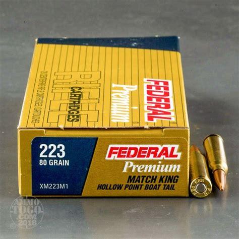 Long Range 223 Ammo