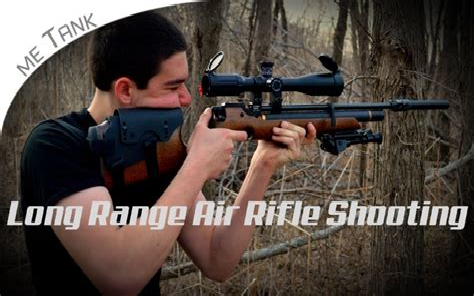 Long Range Air Rifle Shots