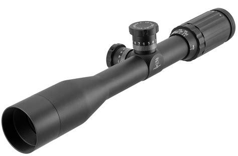 Long Range Precision Rifle Scopes