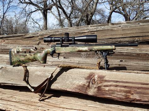Long Range Rifle Builder Nea Rme