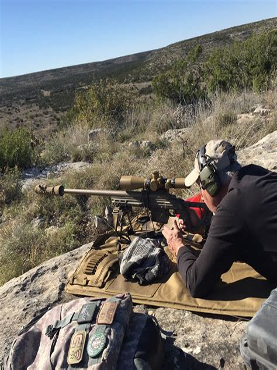 Long Range Rifle Class Texas